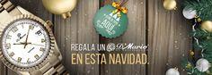 Para hacer un buen regalo, hay que ser preciso en los detalles.    Sitio Web Oficial de Relojes D´Mario - Colombia, Ecuador y Panamá Mario, Ecuador, Totes, Tents, Clocks, Gift, Colombia