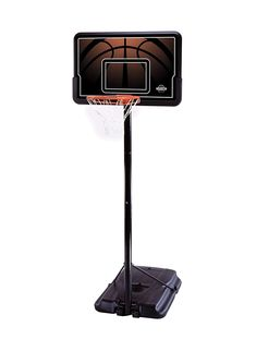 Height Adjustable Portable Basketball System 44 Inch Backboard for sale online Lifetime Basketball Hoop, Indoor Basketball Hoop, Basketball Rim, Portable Basketball Hoop, Basketball Games For Kids, Basketball Backboard, Street Basketball, Basketball Equipment, Basketball Systems