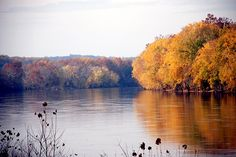 Delaware River - Bucks County  ~  our house was on this river!