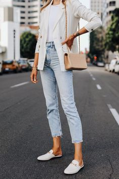 ♥ 63 best and stylish business casual work outfit for women 15 Trend Fashion, Summer Fashion Trends, Fashion 2020, Look Fashion, Womens Fashion, Summer Trends, Cheap Fashion, Fashion Ideas, Fashion Brands