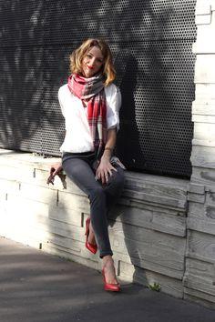 J'aurai des chaussures rouges