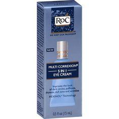 RoC Multi Correxion 5 in 1 Eye Cream, 0.5 fl oz