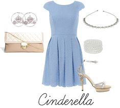 Disney Princess Style outfits: Cinderella!!!