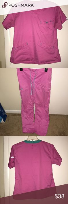 Scrubs Pink med couture Other