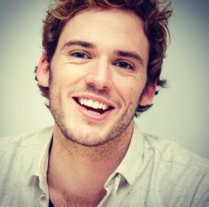 Sam Caflin  Actor who plays Finnick in the Hunger Games Catching Fire
