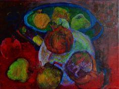 Pomegranates Pomegranates, Painting, Art, Art Background, Grenades, Painting Art, Kunst, Paintings, Performing Arts