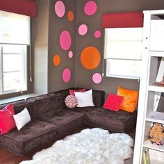 teen hangout decor - Google Search