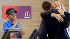 """Paga con Amor"" en McDonald's"