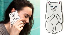 This Iphone Case Makes Sure No One Will Bother You When You Speak | Bored Panda