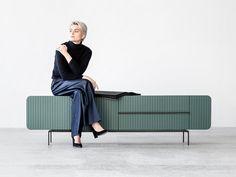 Minimalist Interior Design - Minimalist Home Decor - Condo Furniture, Sideboard Furniture, Furniture Styles, Modern Furniture, Furniture Design, Credenza, Minimalist Furniture, Minimalist Home Decor, Minimalist Interior