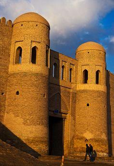 Walled City of #Khiva, Uzbekistan