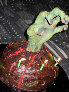 Scary Cakes | creative