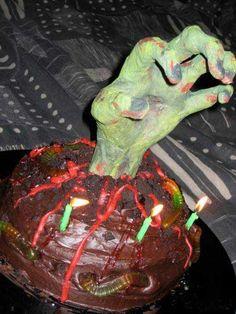 Scary Cakes | creative