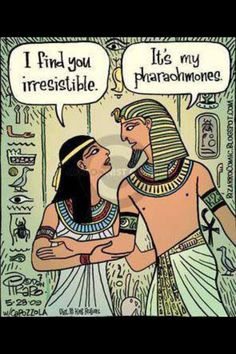 Archaeology humor