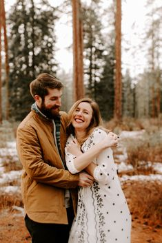 Jan 2020 - Suttle Lake engagement by Dawn Charles photography