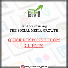 You may probably have a lot of active customers. Other companies regularly publish new offers and product details on social networking sites. 💶  If the customers are satisfied with the services, they like published content. If the customers are not satisfied, they comment on their problems frequently. 📊 Social Networks, Social Media Marketing, No Response, Website, Waiting, Delivery, Note, Business, Amazing