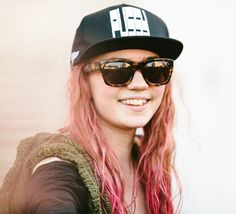 Claire Boucher aka Grimes
