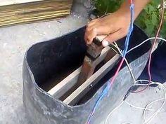 maquina de soldar casera (agua y sal) Spot Welding Machine, Tools, Youtube, Scissors, Welding Machine, Homemade Tools, Burnt Wood, Soldering, Homemade