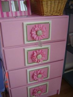 So cute for little girl's room.