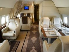 every lottery winner should get their own private jet!
