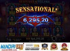 Masuki dunia malam di slot online Vampires vs Wolves dengan fitur Spin Gratis dan Simbol Wild rasakan kemenangannya hanya di Mandiri888. Slot Online