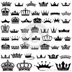 Risultati immagini per corona stilizzata