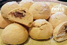 Γλυκές Τρέλες: Γεμιστά μπισκότα με σοκολάτα φουντουκιού!