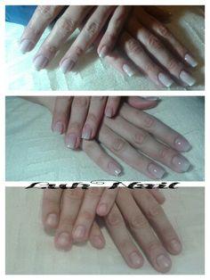 Aplicação de unhas em acrílico! #unhasdiva #alongamentoacrilico #amounhas #nailstyl #nailart #nailartist #amominhasunhas #noivas #manicuretop #unhasdeluxo #unhas #unhasdediva #alongamentodeunhas #unhasruidas