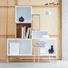 Redalmodule Nutzen Räume Optimal Aus U2013 LIVING AT HOME Ordnung Halten,  Praktische Tipps, Geschafft