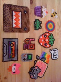 ahmahgah Perler Beads (in Pittsburgh at Little House Big Art)