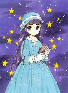 Tomoyo - Cardcaptor Sakura.
