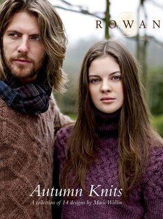 Rowan, Brochures, Autumn Knits