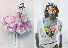 12 Inspiring Embroidery Artists That Make Us Swoon via Brit + Co.