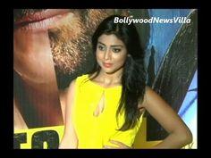 shriya saran clicked at the special screening of policegiri.