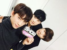 Las etiquetas más populares para esta imagen incluyen: gongchan, jinyoung, b1a4, sandeul y show champion