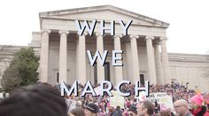 Watch this to see why so many people showed up to the Women's March on Washington.