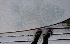 Winter SUP Season in Finland