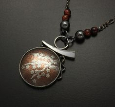 Hey, I found this really awesome Etsy listing at https://www.etsy.com/listing/195680298/blossoms-and-a-sword-necklace-of-keum