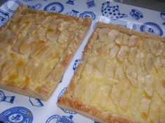 recetilla de tarta de manzana!!