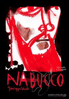 francesca ballarini | #NABUCCO Nina per il Macerata Opera Festival 2013. #altrochelopera