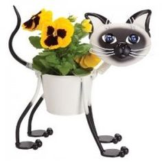 Cute Cat Statues and Figurines###