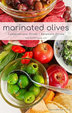 Olive Recipes, Beef Recipes, Yummy Recipes, Marinated Olives, 5 Minute Meals, Good Food, Yummy Food, Recipe Please, Stuffed Hot Peppers