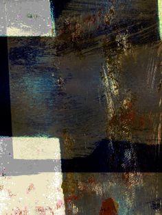 mila blau abstract