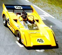 Dan Gurney - McLaren Chevrolet - McLaren Cars, Ltd. - Can-Am Watkins Glen - 1970 Canadian-American Challenge Cup, round 3 Sports Car List, New Sports Cars, Sports Car Racing, Racing Team, Sport Cars, Auto Racing, Drag Racing, Road Race Car, Race Cars