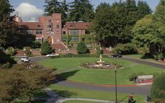 University of Puget Sound- Tacoma, Washington. Private liberal arts school. No religious affiliation 30 minutes from Seattle.