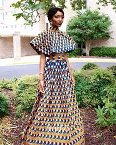 ~ DKK~ #Africanfashi