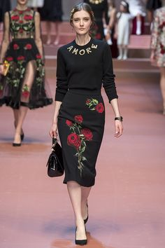 Dolce and Gabanna Amore Sweater, on M'O now!