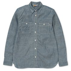 Carhartt WIP L/S Clink Shirt http://shop.carhartt-wip.com:80/es/men/shirts/longsleeve/I012297/ls-clink-shirt