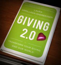 Giving 2.0 has changed the way we think of and act in our giving