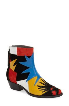 MSGM Ankle Bootie (Women) available at #Nordstrom